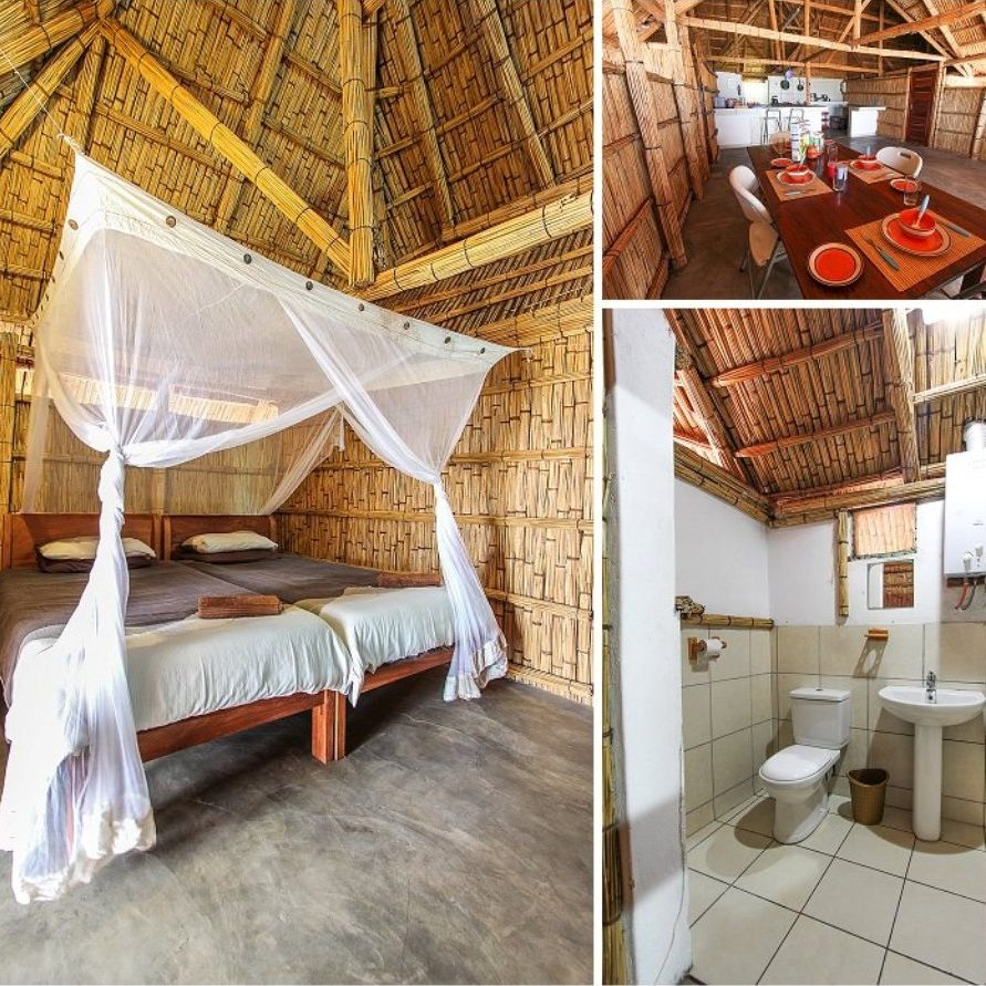 4 sleeper Paradise Bedrooms
